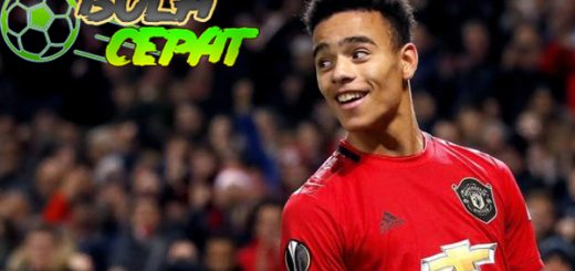 Mason Greenwood Remaja Paling Subur di Premier League