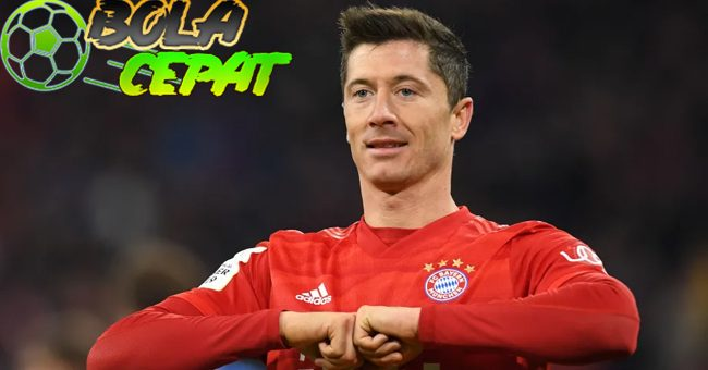 Ini Membuktikan Kalau Lewandowski Setajam Cristiano Ronaldo