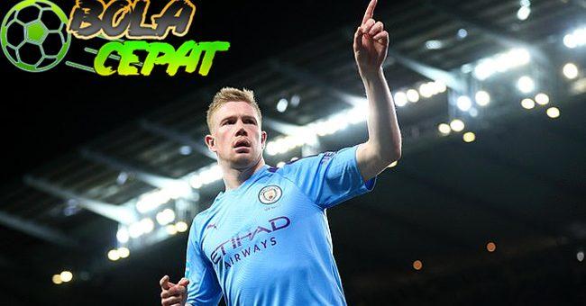 Kevin De Bruyne Setia Bersama Manchester City meski Absen di Liga Champions