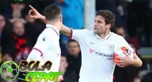 Frank Lampard Kecewa Lihat Marcos Alonso Mencetak Gol