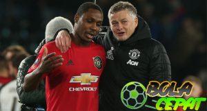 Manchester United Pertimbangkan Beri Kontrak Permanen Odion Ighalo