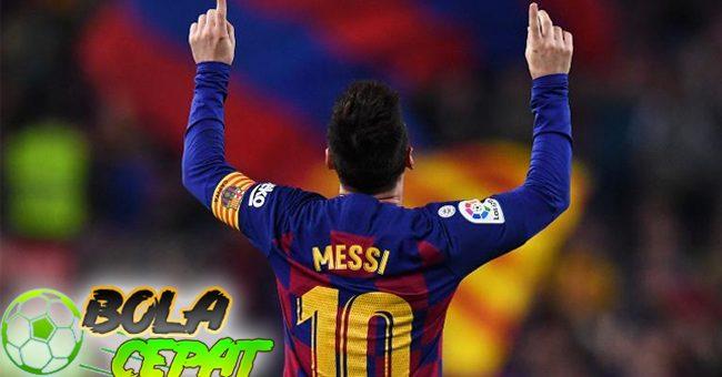 Setien Akui Barcelona Bergantung kepada Messi