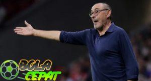 Sarri Percaya Juventus Bakal Kesulitan Hadapi Inter Milan