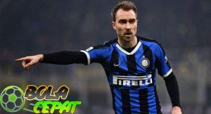 Christian Eriksen Dianggap Sebagai Masalah Antonio Conte di Inter Milan