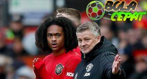 Tahith Chong Miliki Masa Depan Cerah di Manchester United