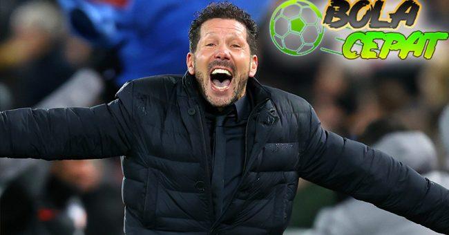 Simeone Tak Sangka Atletico Bisa Cetak Tiga Gol di Markas Liverpool