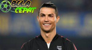 Pesan Cristiano Ronaldo untuk Dunia di Tengah Pandemi Virus Corona