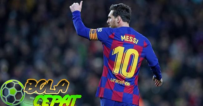 Barcelona Tak Bisa Mengangkat Trofi La Liga Musim Ini