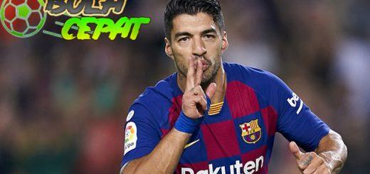 Suarez Pede Sudah Bisa Main Saat Liga Spanyol Kembali Dimulai