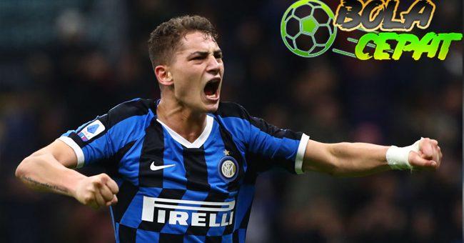 Striker Muda Inter Ungkap Seperti Apa Rasanya Dilatih Conte