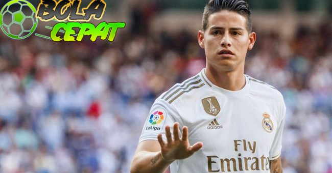 Arsenal Bakal Berupaya Datangkan James Rodriguez