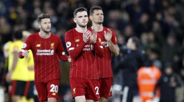 Liverpool Lepas dari Tekanan