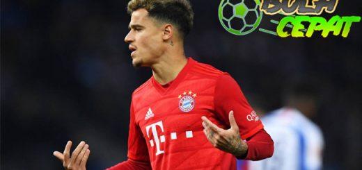 Chelsea Sudah Memulai Operasi Transfer Coutinho