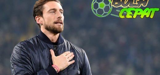 Claudio Marchisio Ingin Duduk di Kursi Pelatih Juventus