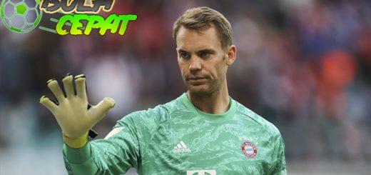 Bayern Munchen Dianggap Bodoh jika Menjual Manuel Neuer