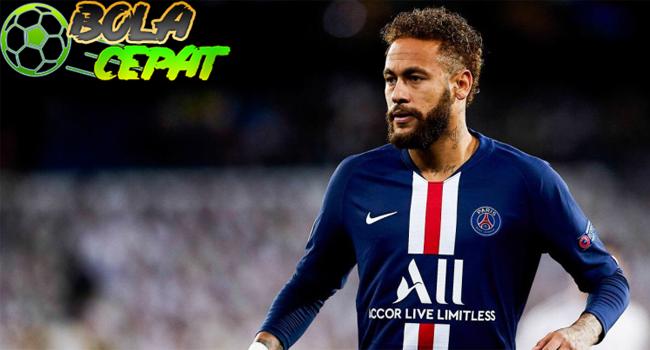 Neymar Gelisah Menunggu Sepakbola Bergulir Lagi