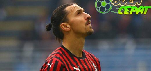 Ibrahimovic Buka Suara Soal Masa Depannya di AC Milan