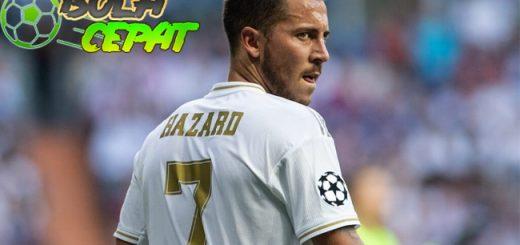 Eden Hazard Belum Bisa Disebut Bintang di Real Madrid