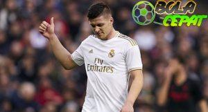 AC Milan Segera Ajukan Penawaran untuk Gaet Luka Jovic
