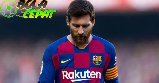 Lionel Messi yang Sekarang Diklaim Tidak Sebagus di Era Guardiola
