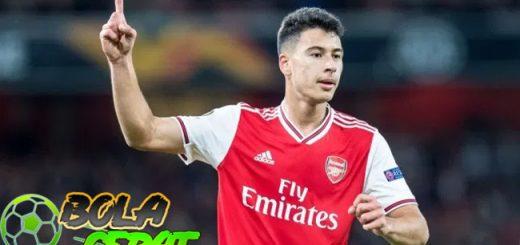 Gabriel Martinelli Diklaim Bakal Jadi Bintang Masa Depan Arsenal