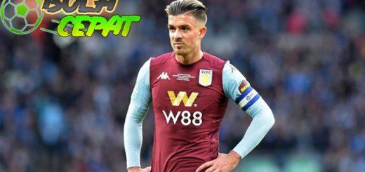Jack Grealish Bisa ke MU Kalau Aston Villa Degradasi