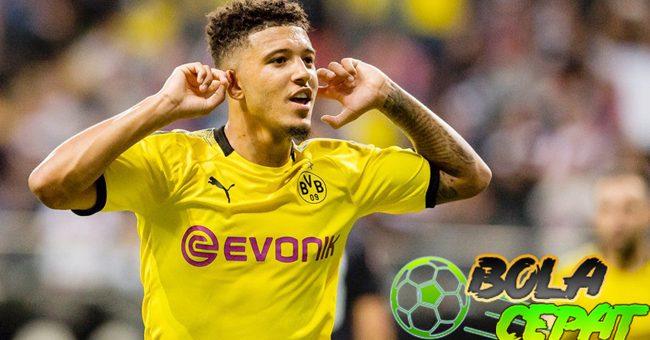 Petinggi Dortmund Tegaskan Jadon Sancho Tidak Dijual