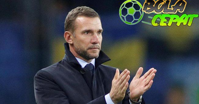 Shevchenko Berambisi Melatih AC Milan Suatu Hari Nanti