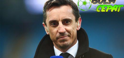 Gary Neville Sempat Ragu Premier League Bisa Dilanjutkan