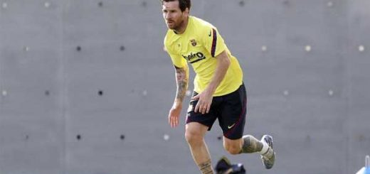 Barca Gelar Latihan Lagi, Pique Cuma Bisa Lihat Messi di Parkiran