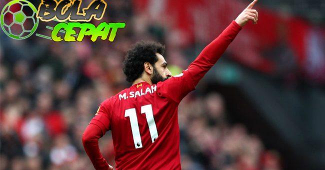 Cara Permainan Mohamed Salah Dinilai Makin Mirip Cristiano Ronaldo