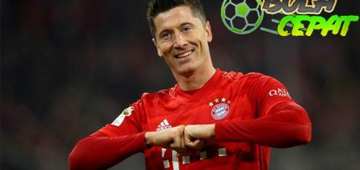 Robert Lewandowski Dicap Sebagai Pemain Nomor 9 Terbaik di Dunia