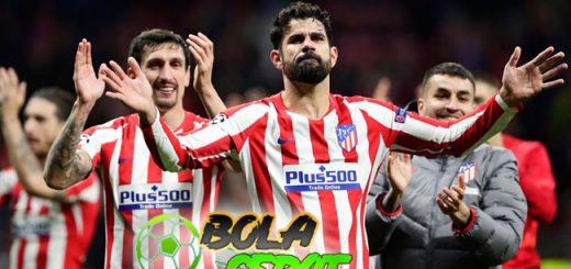 Atletico Madrid Pede Bisa Juara Liga Champions Tahun Ini