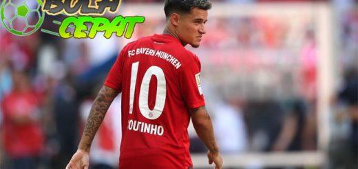 Chelsea Mundur dari Perburuan Philippe Coutinho