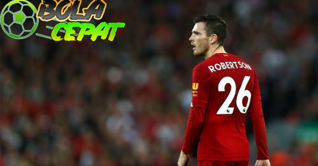 Andrew Robertson Bek Liverpool Layak Dijuluki Pemain Komplit