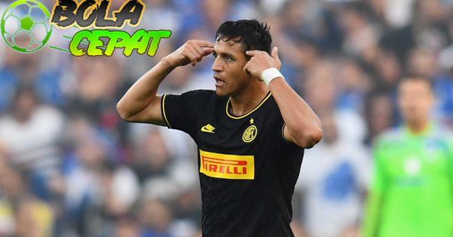 Alexis Sanchez Cuma Butuh Waktu di Inter