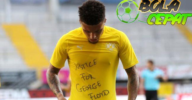 Borussia Dortmund Bantah Jadon Sancho Bakal Pindah ke Liverpool