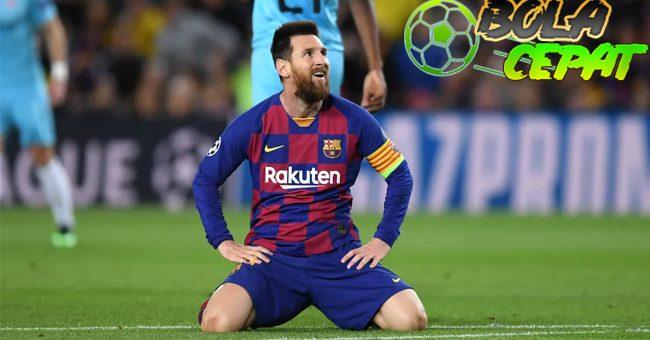 Barcelona Tawarkan Kontrak Hingga 2023 untuk Lionel Messi