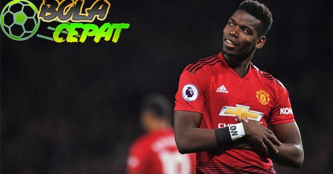 Solskjaer Acungi Jempol Comeback Paul Pogba