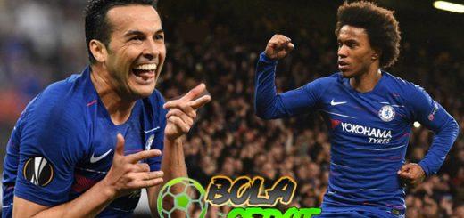 Willian dan Pedro Resmi Bertahan di Chelsea