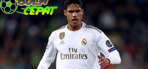 Raphael Varane Sebagai Pemain tak Tersentuh di Real Madrid