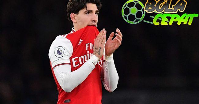 Hector Bellerin Yakin Arsenal Masih Bisa Lolos ke Liga Champions
