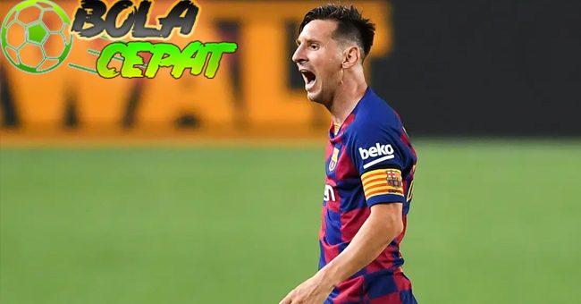 Messi Tinggalkan Barcelona Mau Reuni dengan Guardiola atau Main dengan Ronaldo