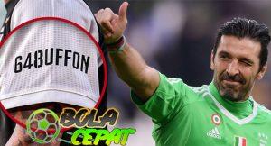 Juventus Berikan Tribut Khusus untuk Penampilan ke-648 Gianluigi Buffon