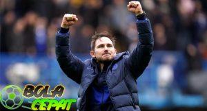 Lampard Sempat Tak Yakin Chelsea Bisa sampai di Empat Besar Musim Ini