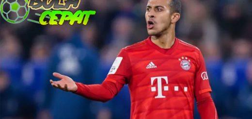 Hansi Flick Masih Berusaha Pertahankan Thiago di Bayern