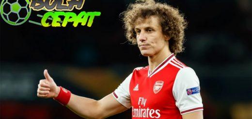 David Luiz Dikritik Guardiola Hanya Bisa Tertawa