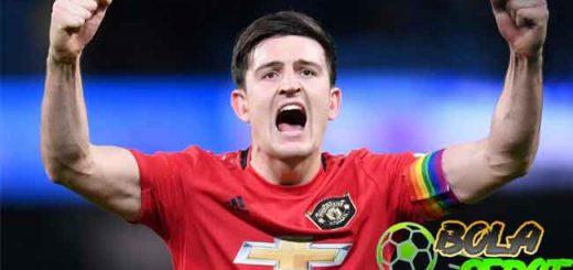 Harry Maguire dan Manchester United itu Memang Berjodoh