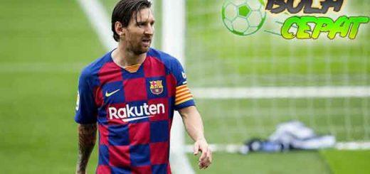 Transfer Lionel Messi ke Inter Milan Hanya Fantasi