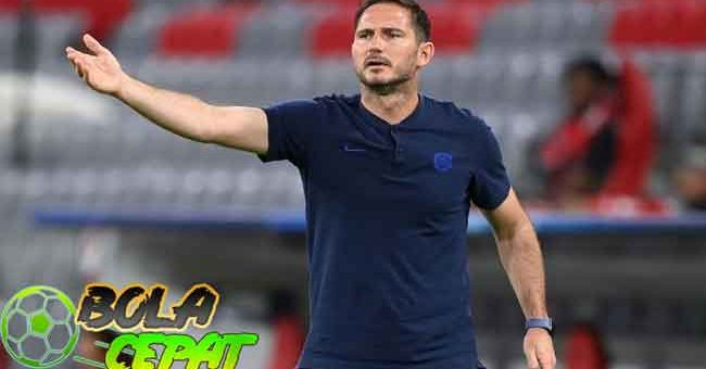 Dibantai Bayern Lampard Janji Bawa Chelsea Bangkit